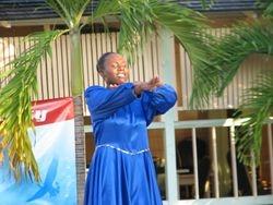 PP& UTECH  Evening of Ministry-  Nov.2009