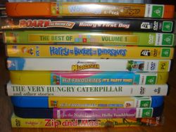 DVDs - more examples