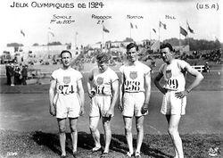 USA Olympic Team - [1924]
