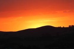 Waikato Sunset