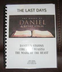 Daniel's Visions..Last Days