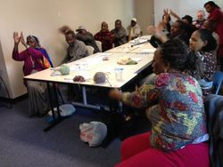 Africa House Sept. 26 '13