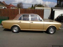 1960s Cortina