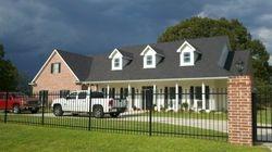 Custom Home Hwy 14