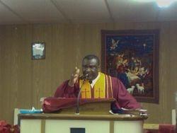 Pastor Clardy