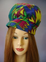 Vintage Multi Colored African Style