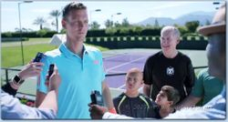 2017 HEAD - Tomas Berdych 'Players Only'