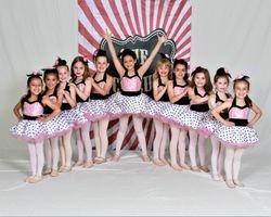 Ballet / Tap / Jazz