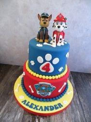 Alexander's Birthday Cake