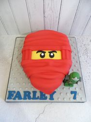 Farley's 7th Birthday Cake