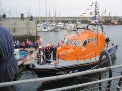 Naming Ceremony of the RNLB Killarney