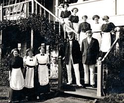 Hotell Elfverson 1913