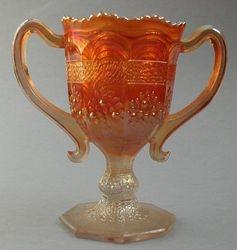 Orange Tree loving cup, marigold