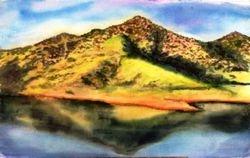 Kayweah Reservoir, Three Rivers