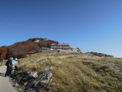 Planinarski dom Zavizan