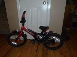 "Trek Jet Kid's Bike- 16"" - $120"