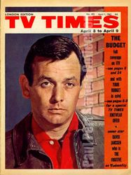 The Fugitive - David Janssen