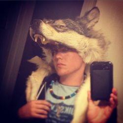 wolf headdress 2 2014