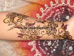 Making New Henna Design