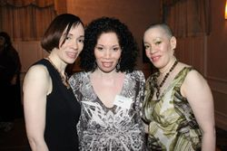 Corliss-MD; Millie-CT, and Pat-NYC
