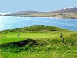 9 hole links Golf Course