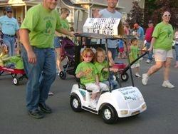 Curwood Kids Parade