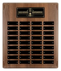 Annual Wall Plaques - All Sizes Available
