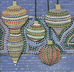 SOLD - Ornaments 1