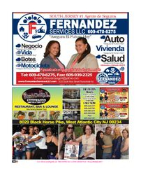 Fernandez Services LLc / Pizza Party 3