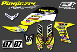 Cory Pingiczer's YFZ