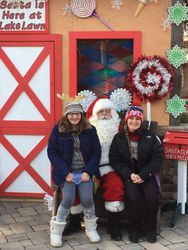 Santa's Branch Workshop Upclose