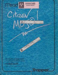 """""""Citizen Mojo"""" Notebook"""