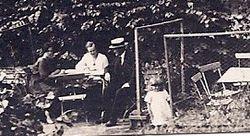 Turisthotellet 1921