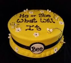 Gender Reveal - He or she what will it bee