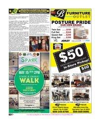 Mr.Bs Furniture / Spark A Change Walk