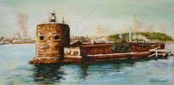 """Fort Denison"" 1930's"