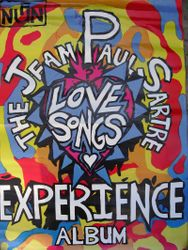 JPS Experience Album Poster