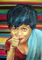 """""""Les enfants du monde - Thailande"""""""