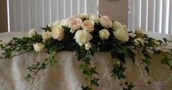 Bridal Table Arrangement   #R2