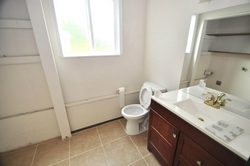Former Water Closet and vanity