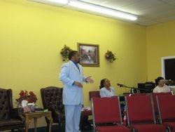 Pastors Singing