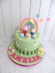 Amelia's 3rd Birthday Cake