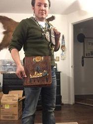 Egyptian bag #2