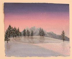 """Sunrise In Colorado"""