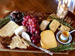 Cheese Board By Chef Susan Ytterberg