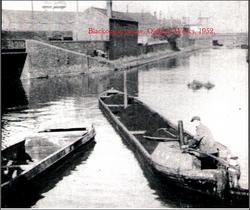 Oldbury Canal.