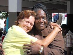 Ms. Walker-runs Poor Relief Homeless Shelter
