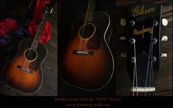 1942 Gibson J-45 Acoustic