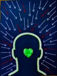 """""""Green heart"""