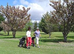 Naseby Golf Course